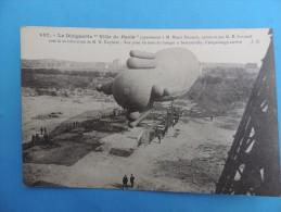 """957 .Le Dirigeable """"Ville De Paris"""" - Airships"""