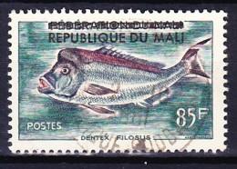MALI 1960 YT N° 12 Obl. - Mali (1959-...)