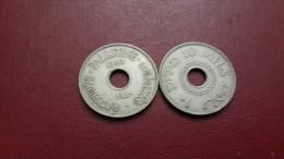 Israel-mandate Coins-(10 Mils)-(1940)-good - Israel