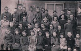 La Praz, Photo De Classe 1925 (609) - VD Vaud