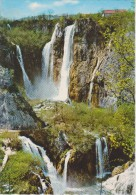 (CRO62) PLITVICKA JEZERA. WASSERFALL. CASCADE DE PLITVICE - Croacia