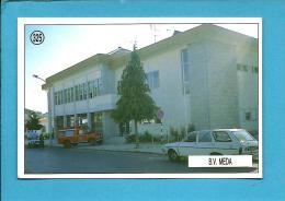 B. V.  MEDA - Bombeiros Voluntários ( Quartel ) - 1992 Pocket Calendar N.º 325 - Portugal - Small : 1991-00