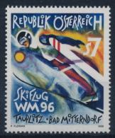 **Österreich Austria 1996 ANK 2209 Mi 2179 (1) WM Ski Jump Tauplitz Sport MNH - 1991-00 Nuovi & Linguelle