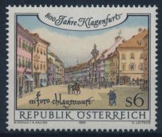 **Österreich Austria 1996 ANK 2217 Mi 2186 (1) City Klagenfurt MNH - 1945-.... 2a Repubblica