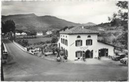 Le Pays Basque - Ascain - Hôtel-Restaurant De Pont D'Ascain - Propriétaire A. Morel - Edition E.C. - Carte Non Circulée - Alberghi & Ristoranti