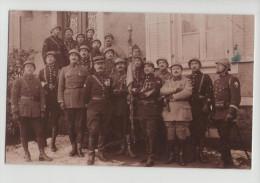 Chasseurs à Pied - Présentation Du Drapeau Au 49ième Chasseurs - LE THILLOT (Vosges) -- Guerre 1914-18 - 1914-18