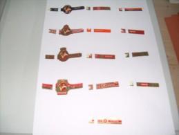 Sigarenbanden Reclame Ritmeester 13 St - Bagues De Cigares