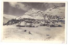 MALOJA: Winteransicht 1927 - GR Grisons