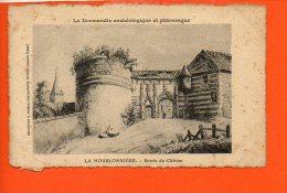 14 La HOUBLONNIERE : Entrée Du Château - Other Municipalities