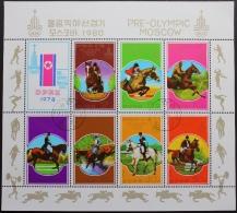 Noord Korea, Olympische Spelen - Korea (Noord)