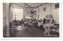 CARONA: Tea-Room, Ristorante Animata 1930 - TI Tessin