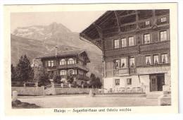 MALOJA: Segantini-Haus Und Osteria Vecchia ~1910 - GR Grisons