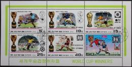 Noord Korea, WK Voetbal - Korea (Noord)