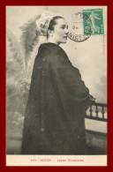 Thème Costume Et Coiffe   Coiffe De Sizun - Sizun