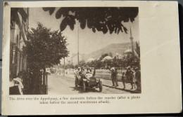 Austria, The Fatal Drive Of Archiduke Franz Ferdinand, Sarajevo, Bosna I Hercegovina - Hommes Politiques & Militaires