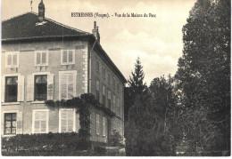 Carte Postale Ancienne D´ESTRENNES - France