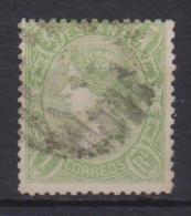 02134 España EDIFIL 78 O Catalogo 720,- - 1850-68 Kingdom: Isabella II
