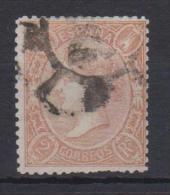 02136 España EDIFIL 79A O Catalogo 460,- - 1850-68 Reino: Isabel II