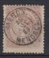 02140 España EDIFIL 99 O Catalogo 101,- - 1850-68 Reino: Isabel II