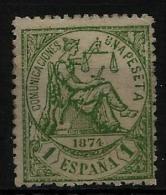 02163 España EDIFIL 150 * , Catalogo 135,-€ - Nuevos