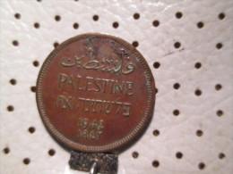 PALESTINE 1 Mil 1942   # 4 - Israel