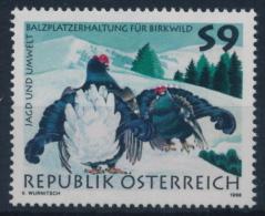 **Österreich Austria 1998 ANK 2275 Mi 2244 (1) Hunting MNH - 1945-.... 2. Republik