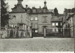 Château De Libois - Evelette -- Vu Du Parc.   ( 2 Scans ) - Ohey
