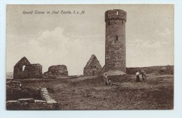 Round Tower In Peel Castle, I.o.M. - Isle Of Man