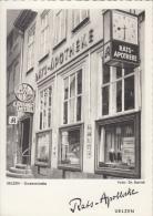 UELSEN    Gudesstrasse   RATS-Apotheke   BAYER Reclame Apotheek DR. Barich          Nr 6375 - Uelsen