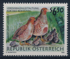 **Österreich Austria 1999 ANK 2312 Mi 2281 (1) Hunting MNH - 1945-.... 2. Republik