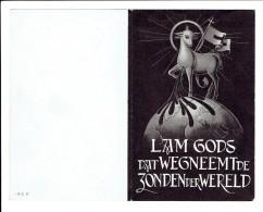 Bidprentje - Z.E.Heer Louis Jozef Maria TUBBAX Pastoor Weelde - Turnhout 1890 - Vosselaar 1963 - Andachtsbilder