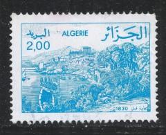 Algeria 1984. Scott #733a (U) View Of Bejala 1830 - Algérie (1962-...)