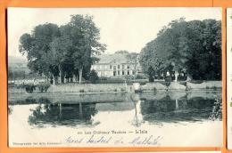 PBH-06  Les Châteaux Vaudois, L'Isle.  Précurseur. Cachet 1904 - VD Waadt