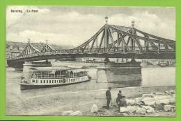 SERAING Le Pont (1910) (bl J) - Seraing