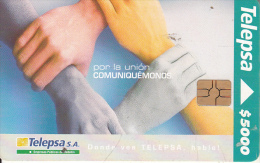 """COLOMBIA(chip) - Let""""s Communicate 2, Chip GEM3.3, Used - Colombia"""