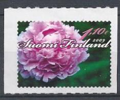 Finlande 2009 N° 1918 Neuf Fleur - Finlande