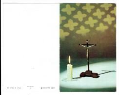 Bidprentje - E.H. Albert JANSSENS Onderpastoor Itegem En Mechelen - Antwerpen  1888 - Leuven 1973 - Imágenes Religiosas