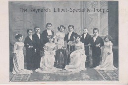 The Zeynard's Liliput - Speciality Troupe  2 Scan - Eventos