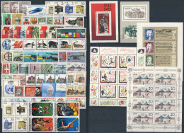 DDR Michel No. 2920 - 2992 ** postfrisch Jahrgang 1985 komplett