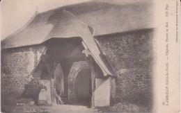 Lamballe Chapelle, Porche En Bois... 2 Scan - Lamballe