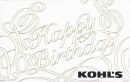 Kohl´s Gift Card - Gift Cards
