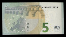 5 EURO FRANCE U004 J6 - UF9060713935 - NEUF - UNC - FDS - EURO