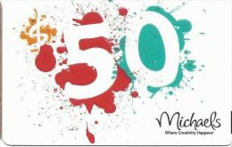 Michaels Gift Card - Gift Cards
