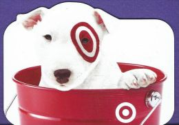 Unique Shape Target Gift Card - Gift Cards