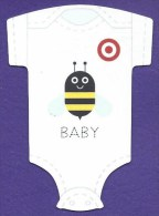 Unique Baby´s Sleeper Shaped Target Gift Card - Gift Cards