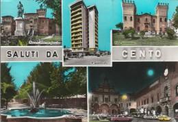 FERRARA - CENTO - SALUTI DA.... - Ferrara