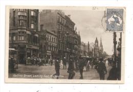 Melbourne-Collins Street,Looking East  (B.335) - Melbourne
