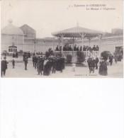 MANCHE CHERBOURG EXPOSITION LA MUSIQUE A L EXPOSITION - Cherbourg