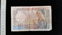 "Billet 50 Francs ""Jacques Coeur""-1940,  A.6 - 1871-1952 Anciens Francs Circulés Au XXème"
