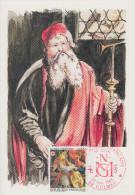 Carte  Maximum  1er  Jour   CROIX  ROUGE   COLMAR    1985 - Maximum Cards